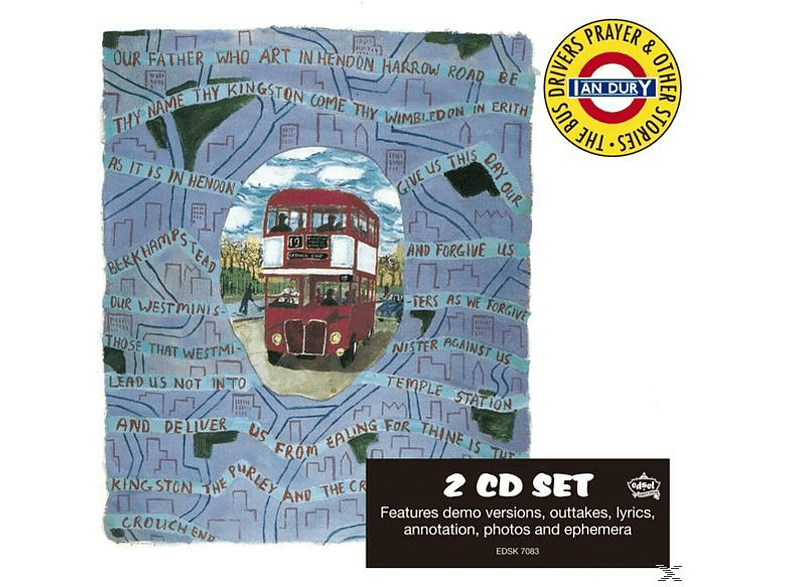Ian Dury - The Bus Driver's Prayer (Deluxe Edition) [CD]