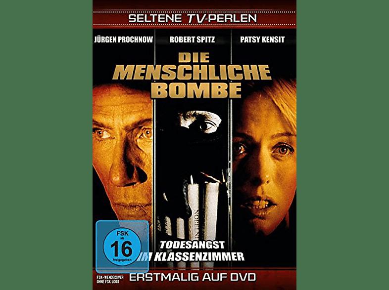 Die Menschlieche Bombe- Todesangst im Klassenzimmer [DVD]
