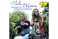 Lidia Baich, Matthias Fletzberger - Violin In Motion [CD + DVD Video]