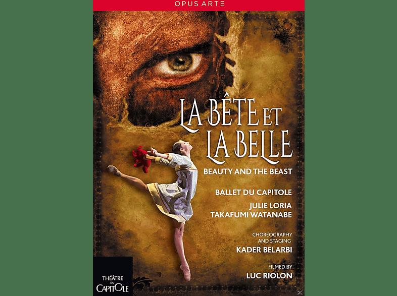 Ballet du Capitole - La Bete Et La Belle - Beauty And The Beast [DVD]