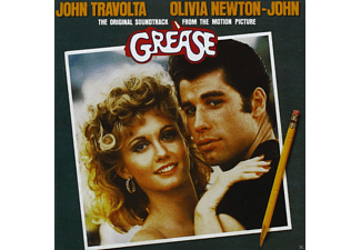VARIOUS - Grease - (CD EXTRA/Enhanced)