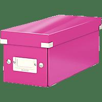 LEITZ 6041-00-23 CLICK&STORE CD Aufbewahrungsbox