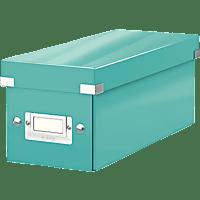 LEITZ 6041-00-51 CLICK & STORE CD Aufbewahrungsbox Aufbewahrungsbox