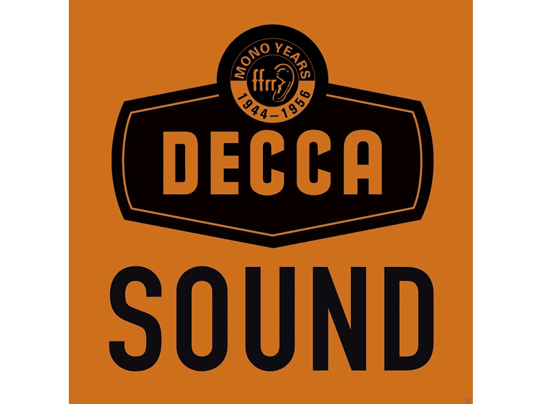 Various Composers, VARIOUS - The Decca Sound: The Mono Years (Ltd.Ed.) [CD]