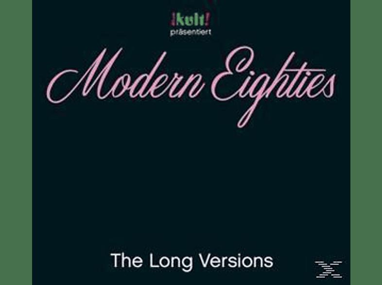 VARIOUS - Modern Eighties Long Versions [CD]