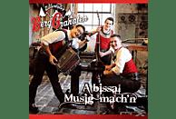 Zillertaler Berggranaten - A Bissal Musig Mach'n [CD]