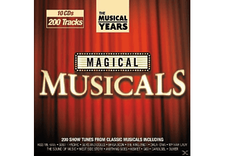 VARIOUS - MUSICAL YEARS - MUSICAL FAVOURITES  - (CD)