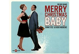 Dr Big Band - Merry Christmas,Baby (Feat.Sinne Eeg & Bobo More - (CD)