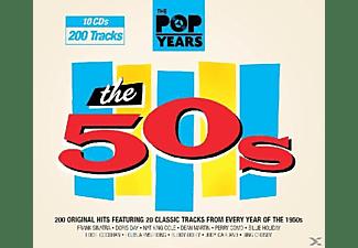 VARIOUS - 50S-SLIPCASE  - (CD)