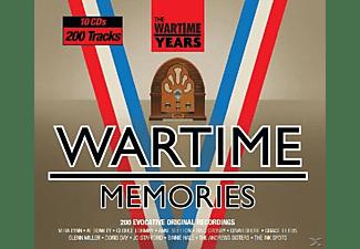 VARIOUS - WARTIME YEARS - WARTIME MEMORIES  - (CD)