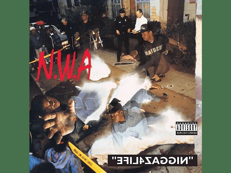 N.W.A - Efil4zaggin  (Ltd.Back To Black Edt.) [Vinyl]