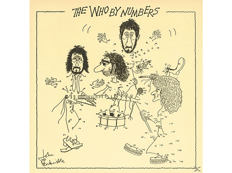 The Who - The Who By Numbers (Lp) [Vinyl]