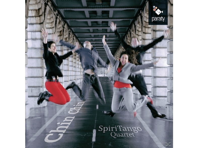 Spiritango Quartet - Chin Chin [CD]