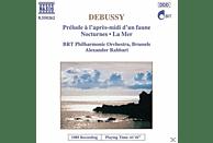 VARIOUS, Alexander & Brtop Rahbari - La Mer/Nocturnes/+ [CD]
