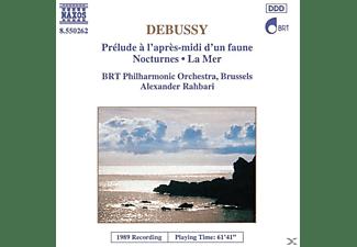 VARIOUS, Alexander & Brtop Rahbari - La Mer/Nocturnes/+  - (CD)