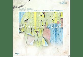 Rez Abbasi Acoustic Quartet - Intents And Purposes  - (CD)