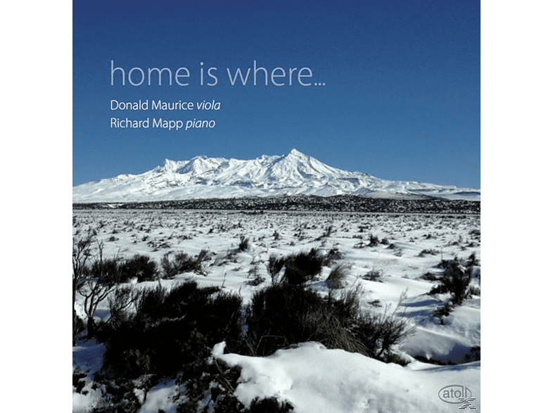 Donald Maurice, Richard Mapp - Home is where... [CD]