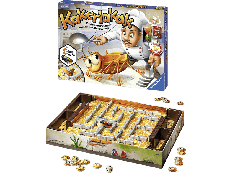 RAVENSBURGER 22212 Kakerlakak