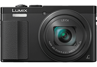 PANASONIC LUMIX Digitalkamera DMC-TZ71, schwarz