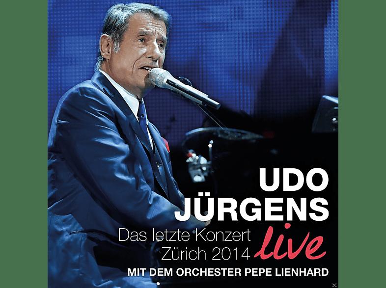 Udo Jürgens - Das letzte Konzert - Zürich 2014 (+ Booklet) [CD]