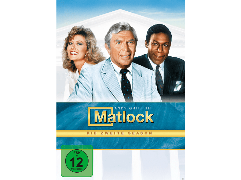 Matlock – Season 2 [DVD]