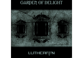 Garden Of Delight - Lutherion (rediscovered 2013)  - (CD)
