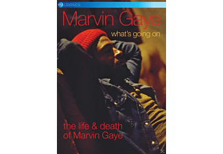 Marvin Gaye - What's Going On: The Life & Death Of... DVD