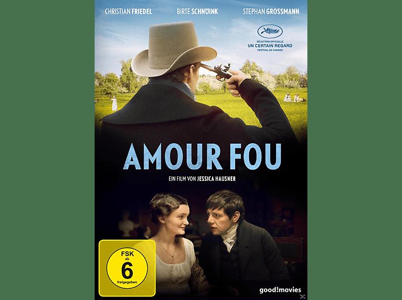 Amour Fou [DVD]
