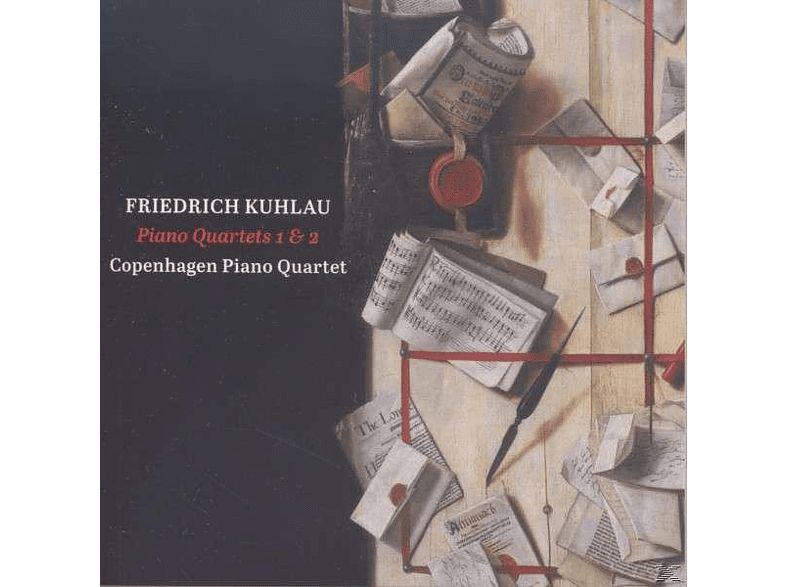 Copenhagen Piano Quartet - Klavierquartette 1 & 2 [SACD]