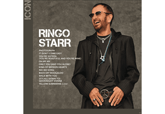 icon ringo starr auf cd online kaufen saturn. Black Bedroom Furniture Sets. Home Design Ideas