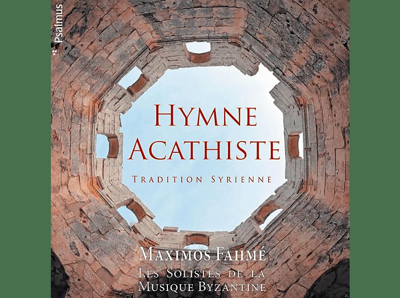 Maximos Fahme - Hymne Agathiste [CD]