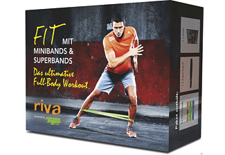 Fit mit Minibands & Superbands DVD
