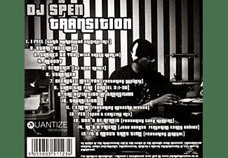 Dj Spen - Transition  - (CD)