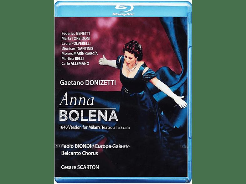 Europa Galante - Belcanto Chorus - - Anna Bolena [Blu-ray]