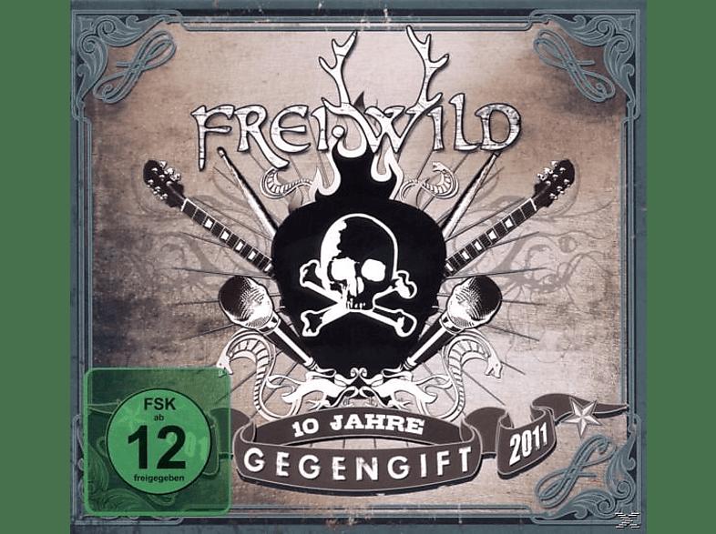 Frei.Wild - Frei.Wild - Gegengift (10 Jahre Jubiläumsedition) [CD + DVD Video]