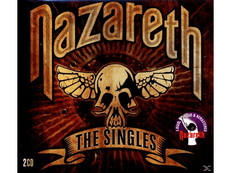 Nazareth - The Singles [CD]