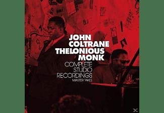John Coltrane - Complete Studio Recordings  - (CD)