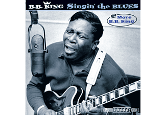B.B. King - Singin' The Blues Plus More B.B. King  - (CD)