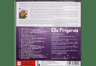 Ella Fitzgerald - Wishes You A Swinging Christma  - (CD)