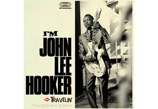 John Lee Hooker - I'm John Lee Hooker + Travelin - (CD)