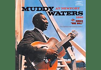 "Muddy Waters - At Newport 1960 + Sings ""Big Bill""  - (CD)"
