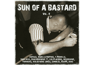 VARIOUS - Sun Of A Bastard-Vol.8 - (CD)