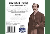 List Eugene - A Gottschalk Festival-Origins Of Ragtime & Jazz [CD]