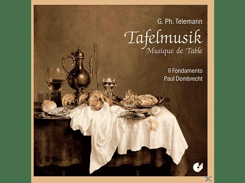 Paul Ilfondamento - Dombrecht - Tafelmusik Teil Iii [CD]