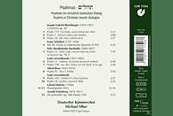 Micha Deutscher Kammerchor - Alber - Psalmus-Psalmen Im Christlich-Jüdischen Dialog [CD]
