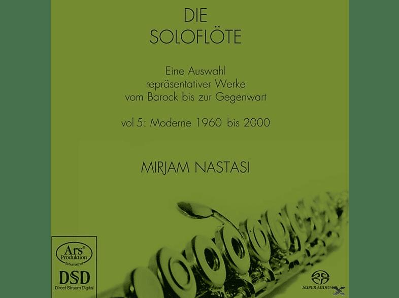 Mirjam Nastasi - Die Soloflöte Vol.5-Moderne 1960 Bis 2000 [SACD Hybrid]