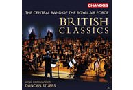 Duncan Stubbs, Jonathan Hill, The Central Band Of The Royal Air Force - British Classics-Werke Für Blasorchester [CD]