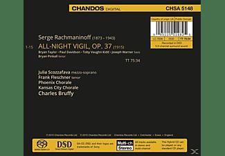 Phoenix Chorale, Charles Bruffy, Julia Scozzafava, Frank Fleschner, Kansas City Chorale - Das Große Abend-Und Morgenlob  - (SACD)