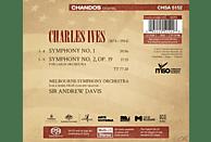 Andrew Davis - Sinfonien 1 & 2 [SACD Hybrid]