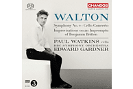 Paul Watkins, BBC Symphony Orchestra, Edward Gardner - Sinfonie 2/Cellokonzert/+ [SACD Hybrid]